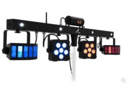 Kit Lumières Eurolite LED KLS Laser Bar Pro FX-Set